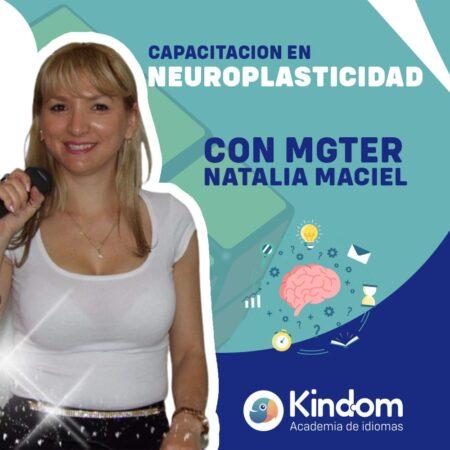 Neurociencias . Mgter. Natalia Maciel